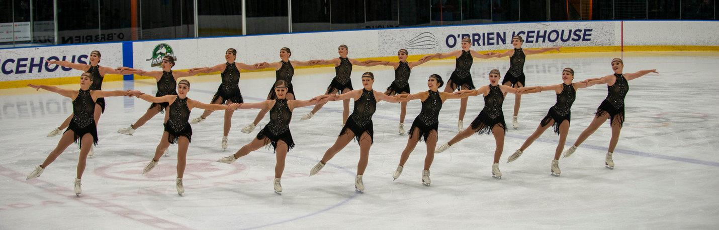 Black Ice - Senior