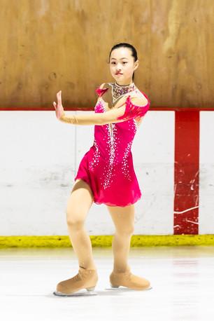 2019 Junior Ladies  Champion - Ruth Xu (