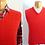 Thumbnail: Chandail / pull sans manches en lainage fin - ARISTOCRAT