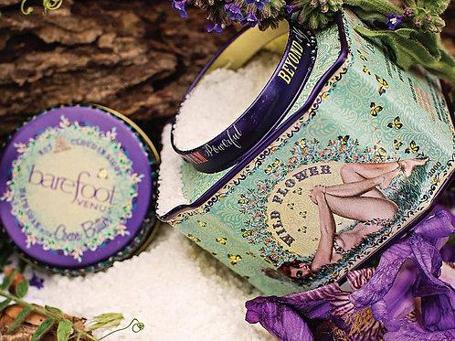 BAREFOOT VENUS - Sels de bain avec beurre de Cacao