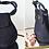 Thumbnail: 1940s blue cord bag
