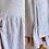 Thumbnail: Robe longue en coton à motif floral, style champêtre