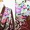 Thumbnail: Peignoir en satin à motifs chinois
