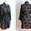 Thumbnail: Translucent black bathrobe