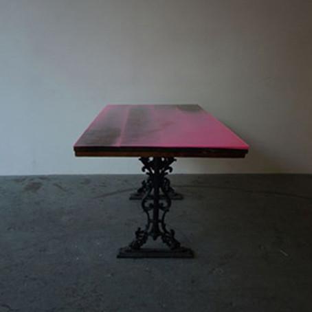 "INSPIRATION : ""Flat Table"" par/by Schemata Architecture"