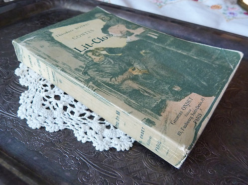 FRENCH LANGUAGE - Contes du Lit-Clos - Théodore Botrel - Breton stories & legends - 1912