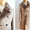 Thumbnail: Manteau d'hiver en peau de mouton véritable
