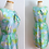Thumbnail: Sleeveless paneled dress - 1950s