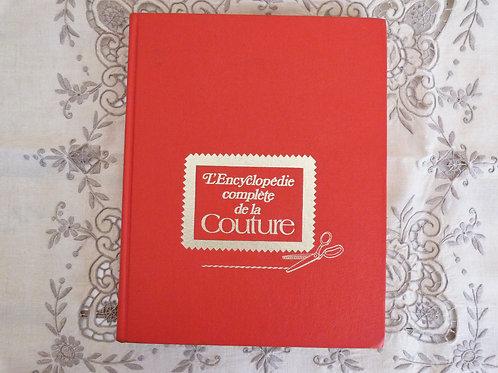 L'Encyclopédie complète de la couture - Greystone Press - 1972
