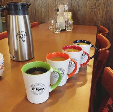 Le Peep Breakfast Coffee Plano Dallas