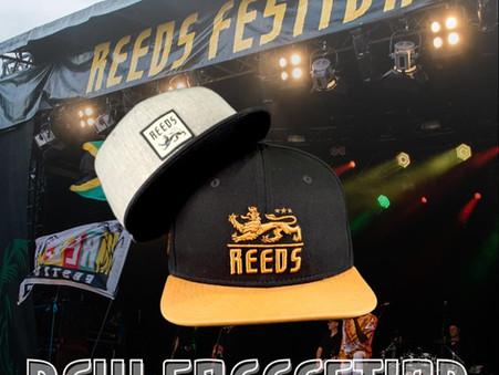 Neue Reeds Caps!