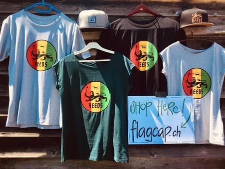 Neue Reeds Shirts erhältlich!