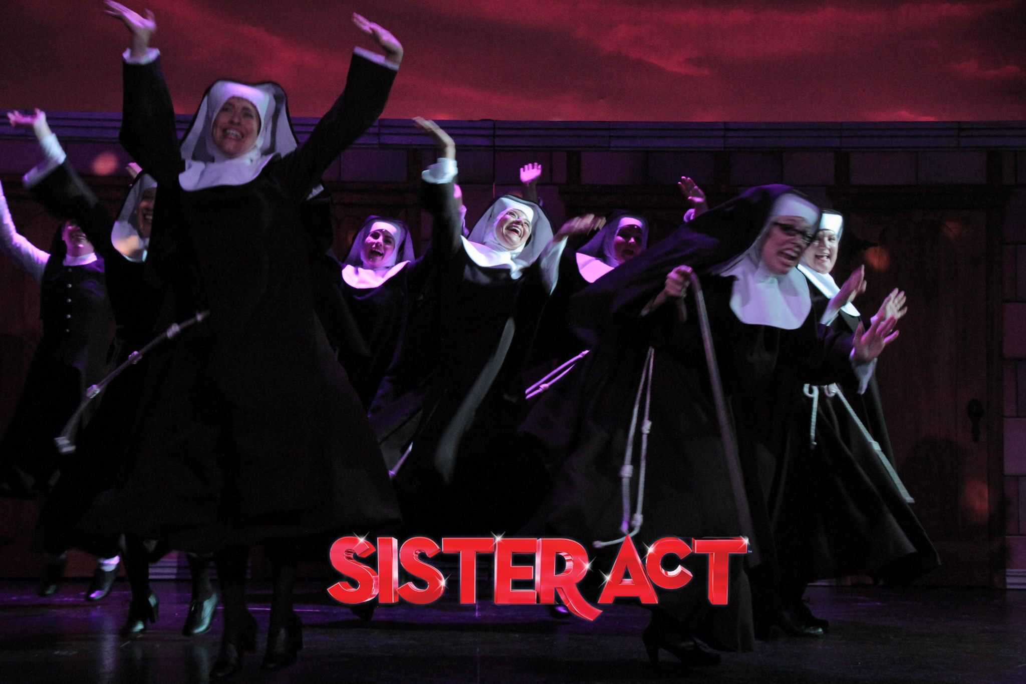 Sister Mary Martin-of Tours (Center)