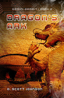 Dragon's Ark book cover