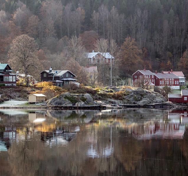 Gustafsberg, Uddevalla.