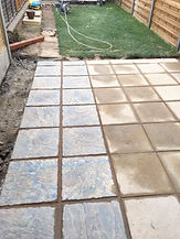 Patio gardener Maidstone