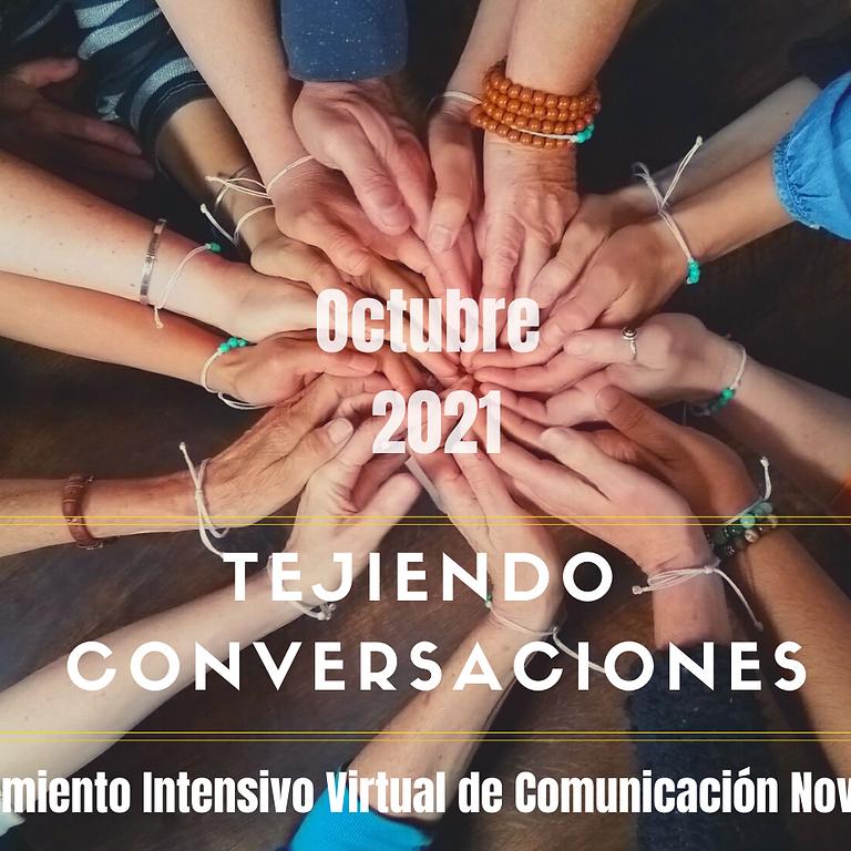 Entrenamiento Intensivo Virtual de Comunicación No-Violenta: Tejiendo Conversaciones