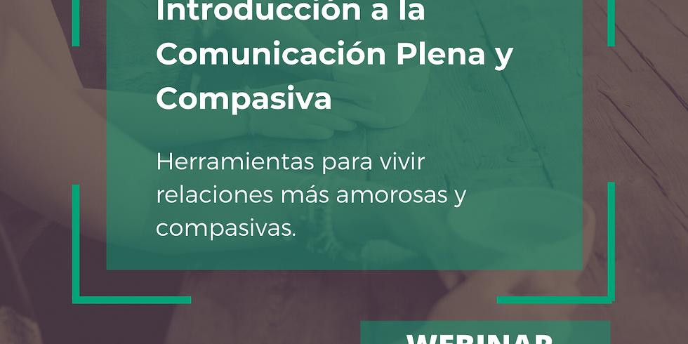 Introducción a la Comunicación Plena y Compasiva