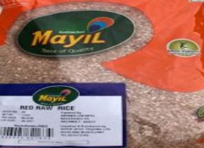 Mayil Red Raw Rice 1 Kg