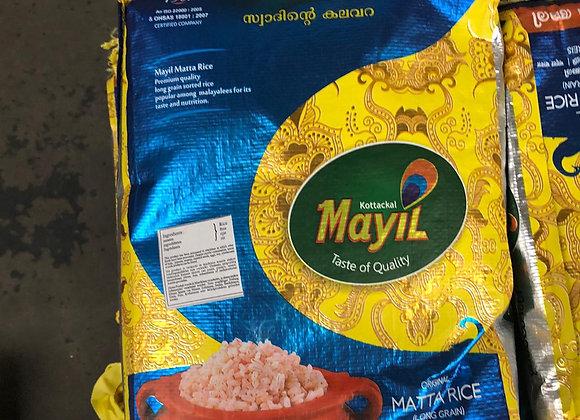 Mayil Matta Rice 10 Kg