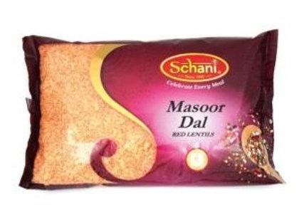 Schani Red Lentils (Masoor Dal) 1 Kg