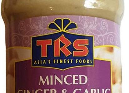 TRS Minced Ginger Garlic Paste 300 gm