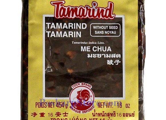 Cock Tamarind (Puli/Imli) seedless 454 gm