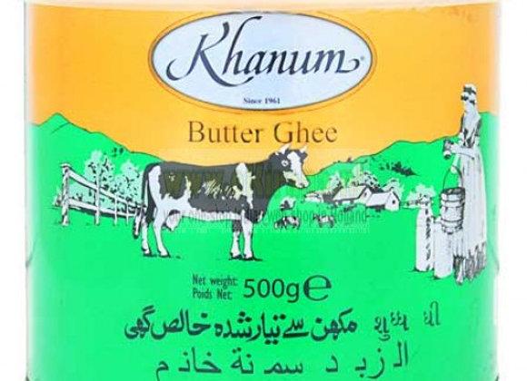 KHANUM Butter Ghee 500 gm