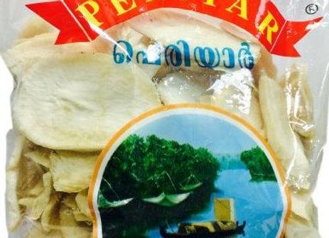 Periyar Dried Tapioca (Unakk/Vaatta Kappa) 908 gm