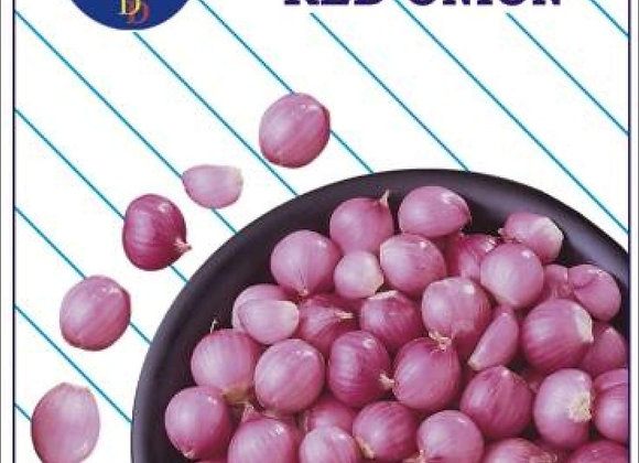 Daily Delight Frozen Red Onion 400 gm