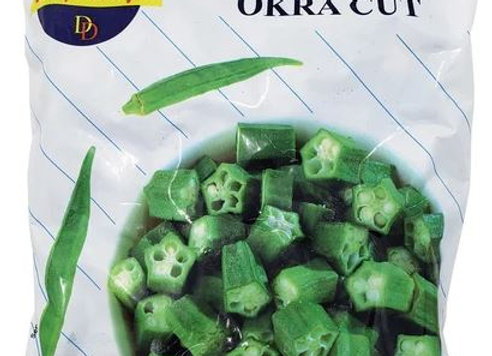 Daily Delight Frozen Okra (cut and cleaned) 400 gm