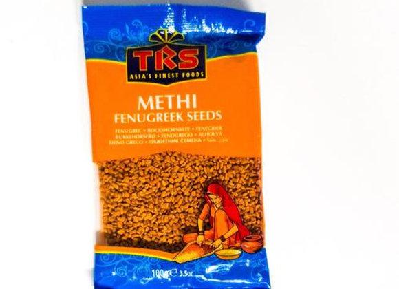TRS Methi (Fenugreek) Seeds 100 gm