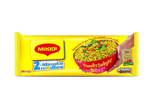 Maggi Instant Noodles (Masala Flavor) 280 gm