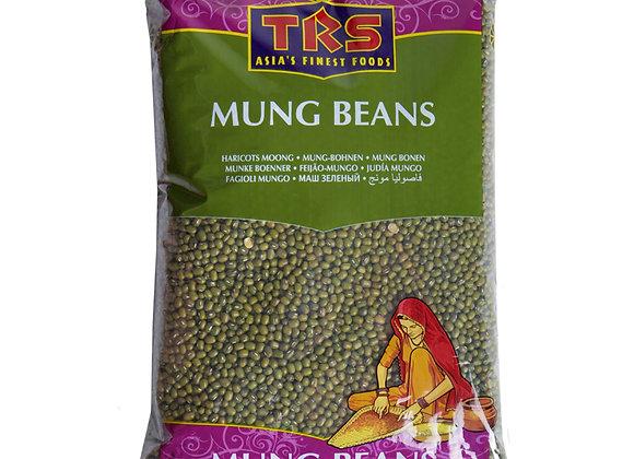TRS Whole Mung (Moong) Beans 2 Kg