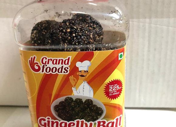 Grand Foods Gingelly (Sesame) Balls - Black  225 gm