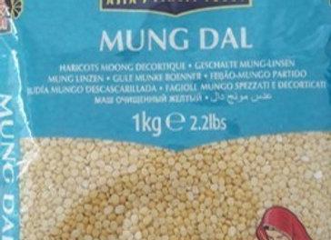TRS Mung Dal (Moong - Split Yellow) 1 Kg
