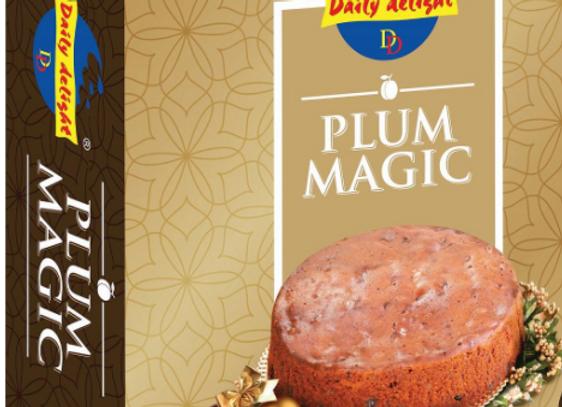 Daily Delight Plum Cake 700 gm