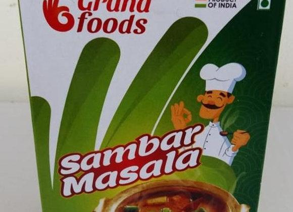 Grand Foods Sambar Masala 200 gm