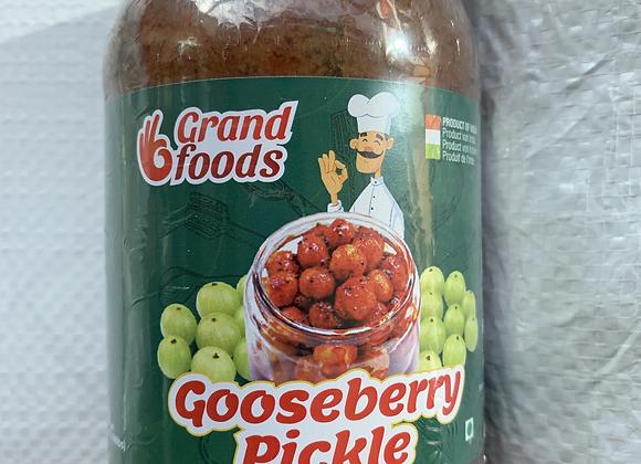 Grand Foods Gooseberry (Nellikka) Pickle 400 gm
