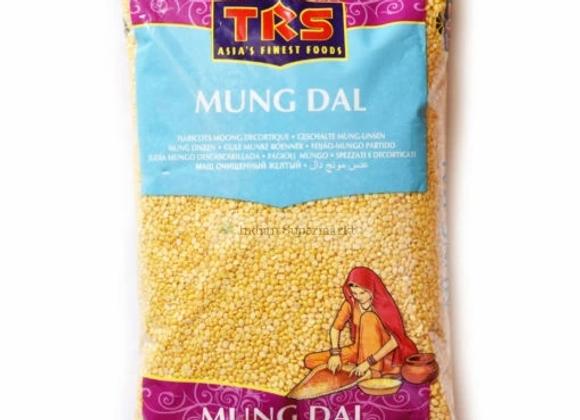 TRS Mung Dal (Moong - Split Yellow) 2 Kg