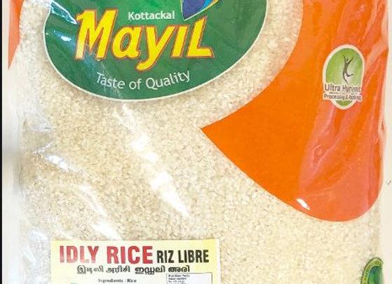 Mayil Idly/Idli/Dosa Rice 5 Kg