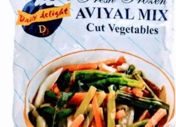 Daily Delight Frozen Aviyal Mix 400 gm