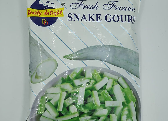 Daily Delight Frozen Snake Gourd (Padavalam) 454 gm