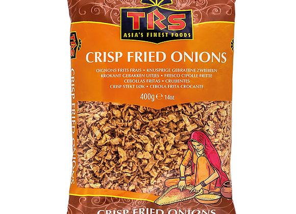 TRS Crisp Fried Onions 400 gm