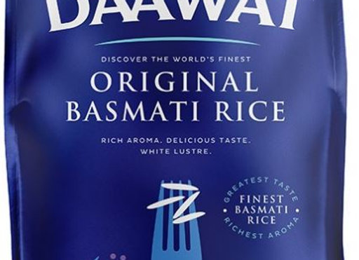 Daawat Original Basmati Rice 5 Kg