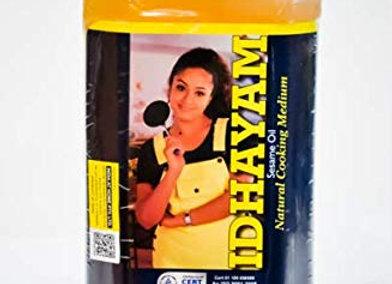 Idhayam Sesame  (Gingelly) Oil 1 L