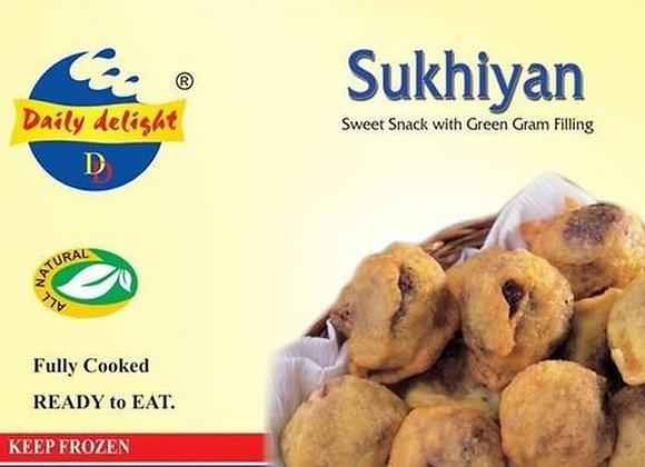 Daily Delight  Frozen Sukhiyan  450 gm