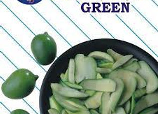 Daily Delight Frozen Cut Mango green 454 gm