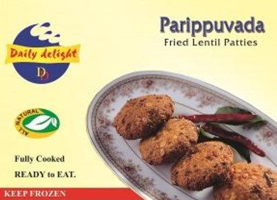 Daily Delight Frozen Parippu Vada  450 gm
