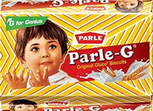 Parle-G Original Glucose Biscuit 4x79 gm pack